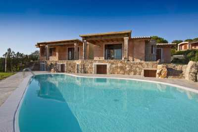 rent private villa with pool on the sea for rent in San Teodoro in Sardinia 4 bedrooms, 5 bathrooms up to 10 beds in San Teodoro in Sardinia