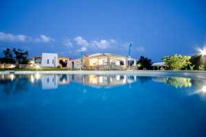 Book now your holiday in Racale in Puglia in this beautiful private villa with pool on the sea in Racale in the province of Lecce in Puglia rent